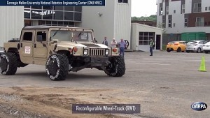 Ground X-Vehicle Technologies - Darpa