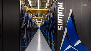 ORNL zeigt Summit-Supercomputer