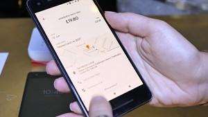 Google Pay ausprobiert