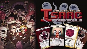 The Binding of Isaac Four Souls - Trailer