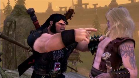 Brütal Legend - Trailer von der E3 2009