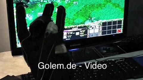 Peregrine Handschuh - Vorstellung auf der E3 2009