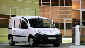 Renault Kangoo Z.E. (Firmenvideo)