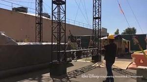 Roboter als Stuntman - Disney Imagineering