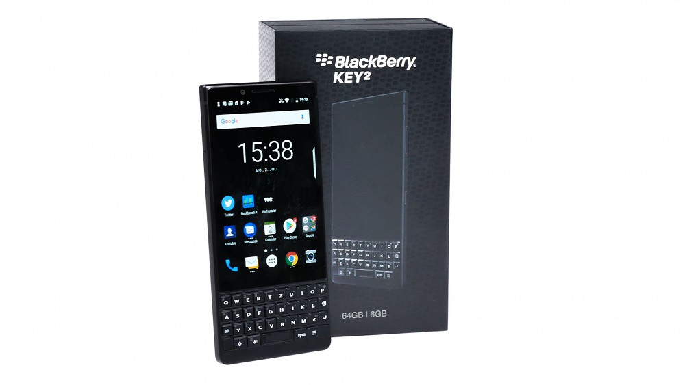 Blackberry Key2 - Test