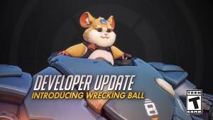 Blizzard stellt neuen Overwatch-Held Wrecking Ball Hammond vor