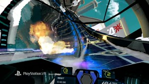 Wipeout Omega Collection VR - Trailer