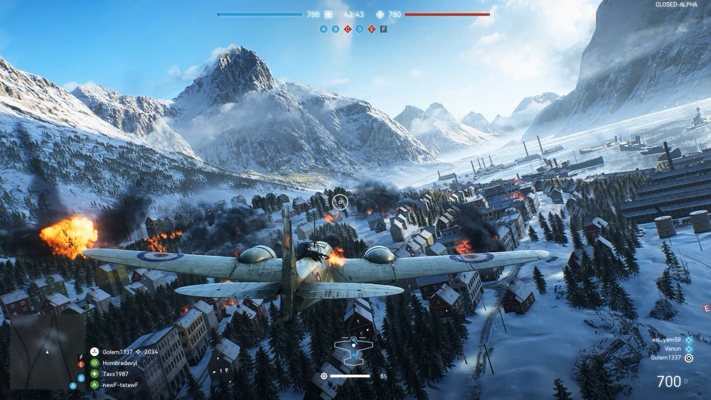 Golem.de spielt die Battlefield 5 Closed Alpha