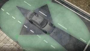 Wie funktioniert das zentrale Fahrerassistenzsteuergerät (zFAS) von Audi (Herstellervideo)