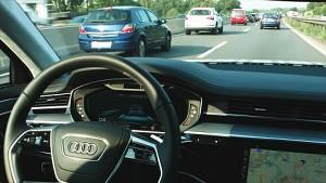 Audi AI Staupilot