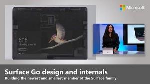 Microsoft erklärt das Surface Go