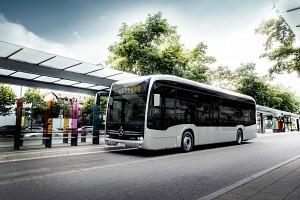 Weltpremiere des neuen Mercedes-Benz eCitaro