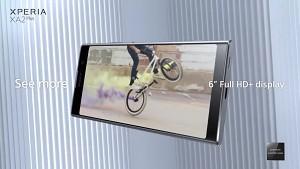 Sony Xperia XA2 Plus - Trailer