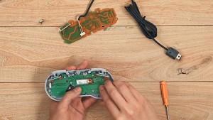 8Bitdo DIY - Retro-Controller drahtlos machen