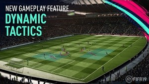 Fifa 19 - Trailer (Dynamic Tactics)