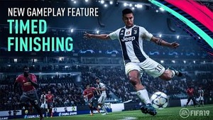 Fifa 19 - Trailer (Timed Finishing)