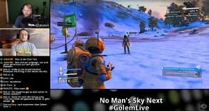 No Man's Sky Next - Golem.de Live