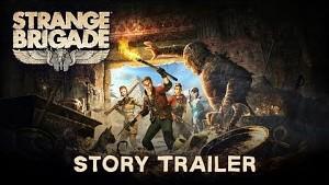 Strange Brigade - Trailer (Handlung)