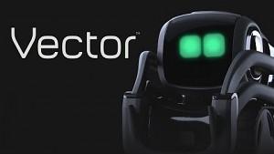 Anki stellt den kleinen Roboter Vector vor