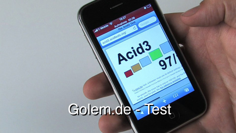 iPhoneOS 3.0 - Test
