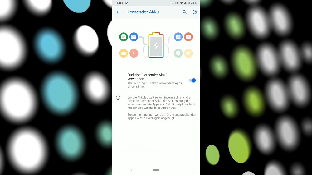 Android 9 - Test
