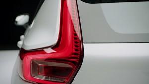 Volvo XC40 - Trailer