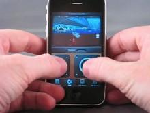 Manomio-C64-Emulator auf iPhone - Video