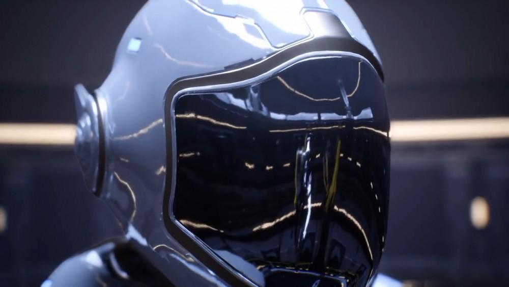 Nvidia RTX Raytracing Demo (Siggraph 2018)