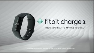 Fitbit Charge 3 - Herstellervideo
