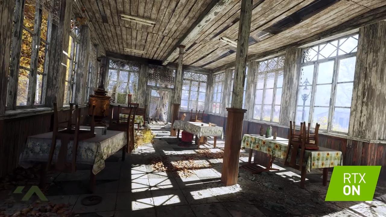 Metro Exodus - Raytracing Demo (Gamescom 2018) - Video Golem de
