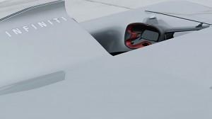 Detailaufnahmen vom Infiniti Prototype 10