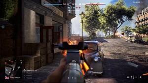 Battlefield 5 mit Raytracing (Gameplay von Golem.de)