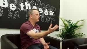 Bethesda-Chef Pete Hines über Spieleentwicklung (Gamescom 2018)