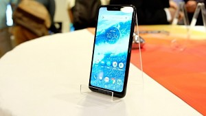 Motorola One angesehen (Ifa 2018)