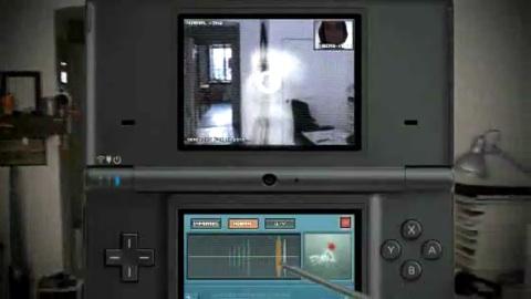Ghostwire - Augmented-Reality-Spiel für Nintendo DSi - Trailer