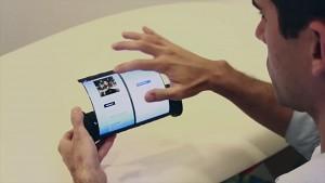 Magicscroll - rollbares Display zum Herausziehen - Herstellervideo