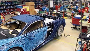Making of - Lego Bugatti Chiron