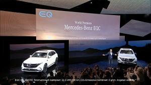 Weltpremiere Mercedes-Benz EQ (Herstellervideo)