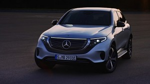 Mercedes-Benz EQC 400 4MATIC - Trailer