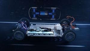 Mercedes-Benz EQC - Antrieb (Herstellervideo)
