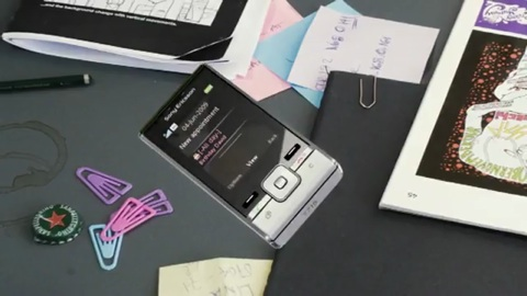 Sony Ericsson T715 - Promo-Video