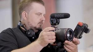 Filmemacher Nicolai Brix über die Canon EOS R