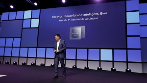 Huawei stellt den Kirin 980 vor (Ifa 2018)