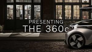 Volvo 360c - Konzept für ein fahrerloses Auto