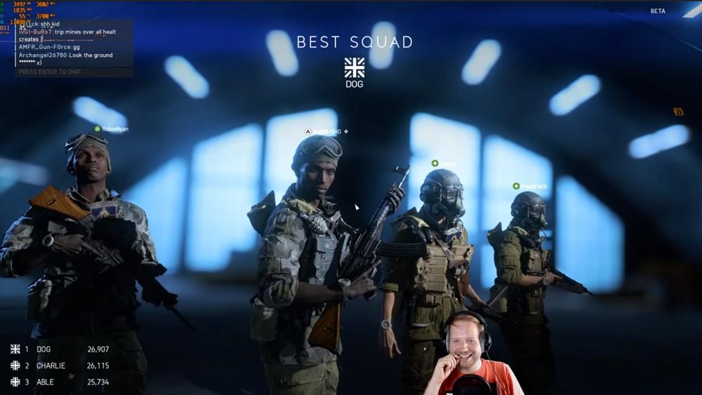 Battlefield 5 Open Beta - Golem.de live