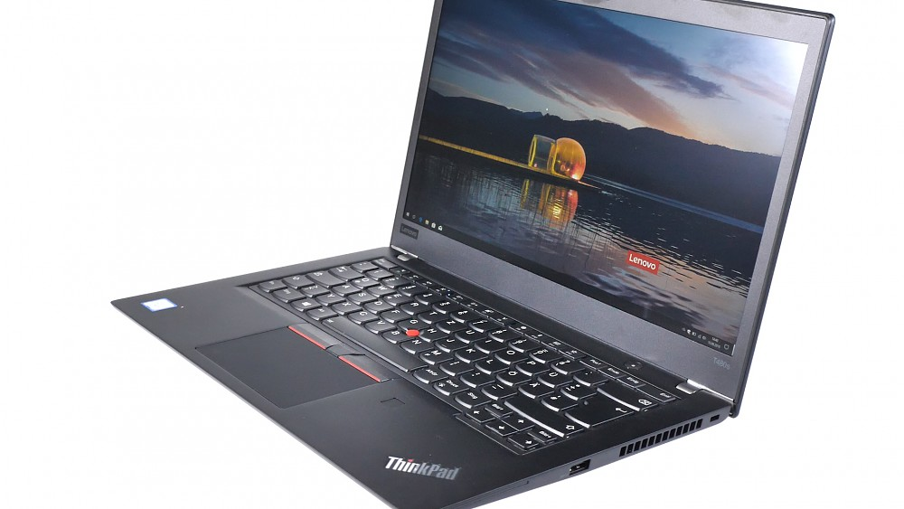 Lenovo Thinkpad T480s - Test