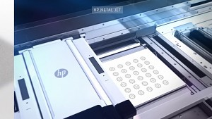 HP Metal Jet - Funktionsweise