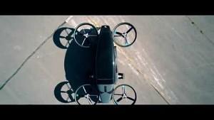 Erstflug des Flugtaxis von Vertical Aerospace