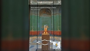 Museumsinsel Berlin in Google Arts and Culture