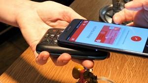 Drahtlos bezahlen per App ausprobiert